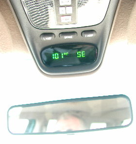suv thermometer