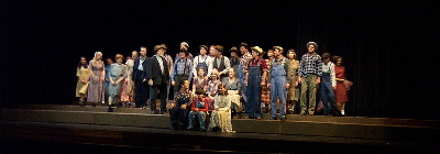 cast of the grapes of wrath at lpac sunday 20 october
